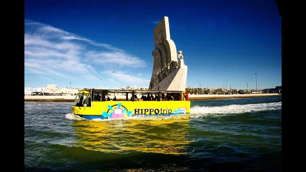 portugal Hippo bus lisboa